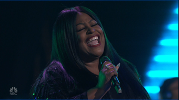 Killeen singer Rose Short tells the story of her journey to 'The Voice'