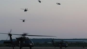 Fort Hood soldiers head toward Dorian in midst of deadly storm