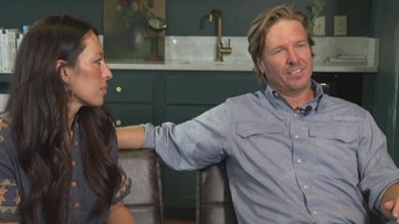 Chip and Joanna Gaines announce second show for Magnolia network