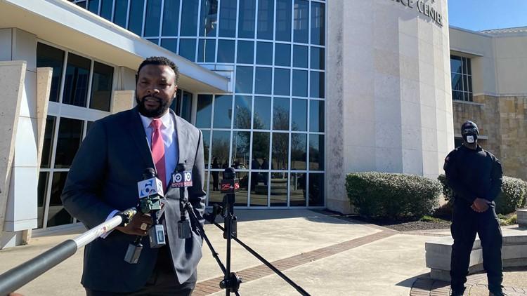 Civil rights attorney Lee Merritt, a Democrat, launches campaign against Republican Attorney General Ken Paxton