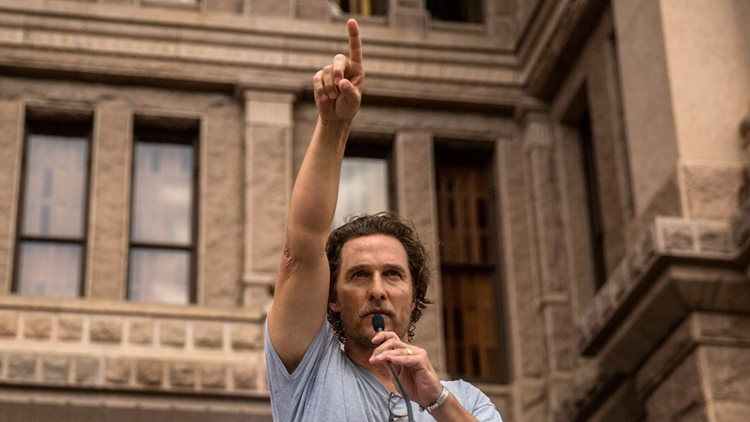 New poll: Matthew McConaughey leads Greg Abbott for Texas governor
