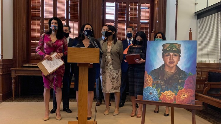 'The military failed Vanessa Guillen' | Texas lawmakers target sexual assault, sexual harassment reform in military