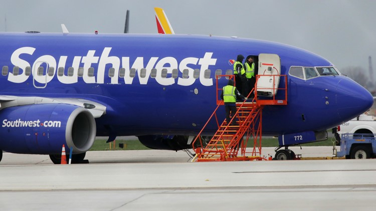 'System issue' results in Southwest delays, cancellations at San Antonio airport
