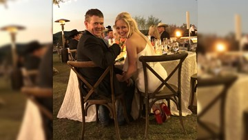 Texas newlyweds killed in helicopter crash while leaving their wedding