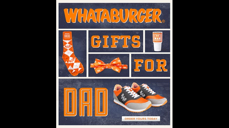 Whataburger Gifts for Dad