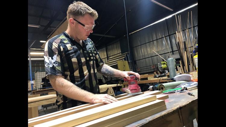 Craftsman Dustin Overhausen