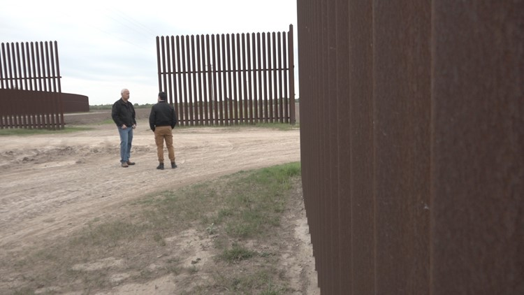 Los Indios Mayor Rick Cavazos explains why the crisis at the border isn't evident