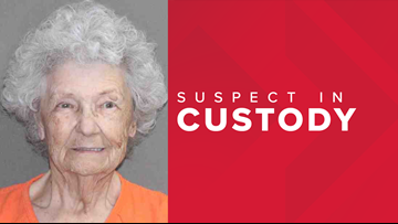84-year-old Texas woman charged with murdering husband in 1984