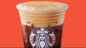 Starbucks unveils 'Pumpkin Cream Cold Brew'