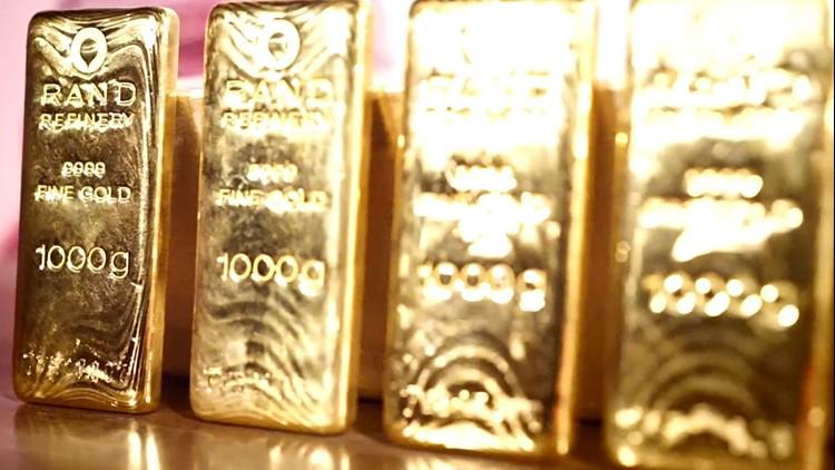 Millions of dollars worth of precious metal hidden in secret vault in rural Texas town