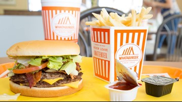 Whataburger ranks higher than In-N-Out in fast food survey