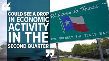 Texas' economic outlook faring better than other states during coronavirus outbreak