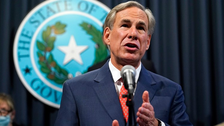 Governor Abbott issues Executive Order to stop most government entities from mandating masks