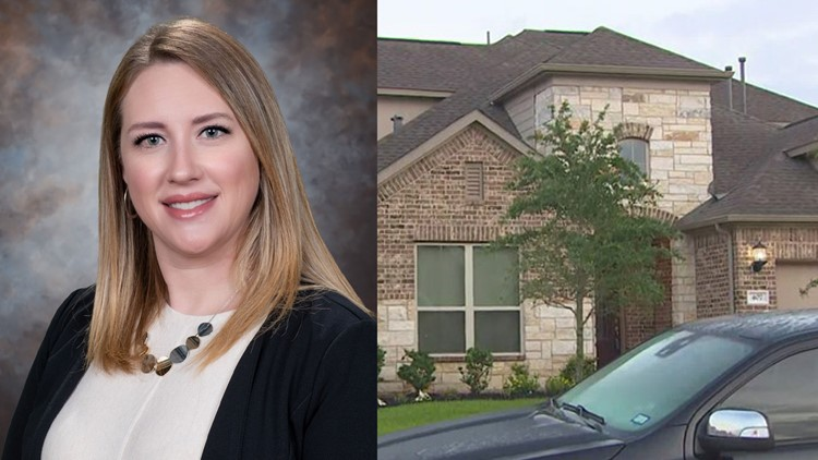 School principal was the victim in an apparent murder-suicide at her League City home, Texas City ISD confirms