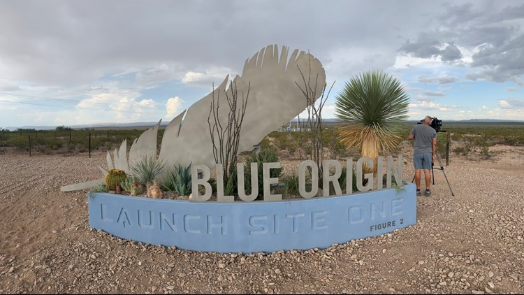 'Weather is currently not a constraint to launch' | Blue Origin New Shepard ready to launch Tuesday