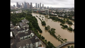 Harris County officials no longer asking for boats, high water vehicles