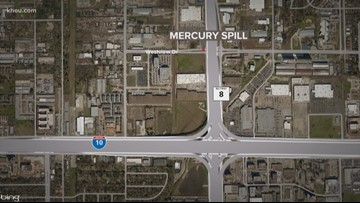 FBI: 19-year-old man charged after mercury spill in west Houston