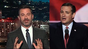 Get free tickets to watch the Jimmy Kimmel vs. Ted Cruz 'basketball classic' in Houston