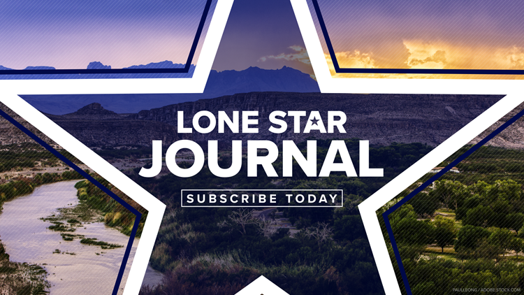 Texas in you inbox: Sign up for the daily Lone Star Journal!