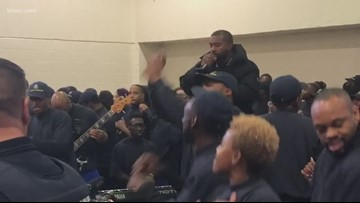 'This is a mission, not a show' | Kanye West visits Harris County Jail ahead of Sunday's Lakewood appearance