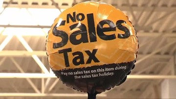 Tax-free Weekend: List of items that will and won't be taxed