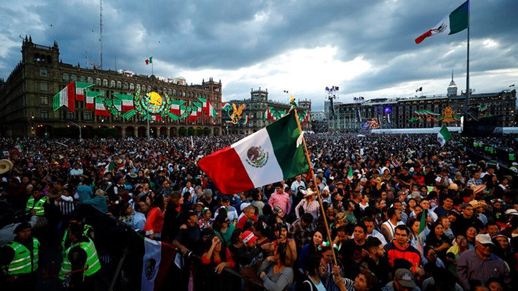 'El Grito' | Mexico's Independence Day on Sept. 16 celebrates  freedom much like our 4th of July