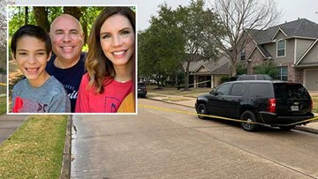 Richard Logan tried to strangle his daughter after killing wife and son, Sugar Land police say