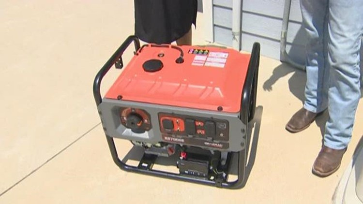 Generator 101: What you need to know about powering your electronics after a tropical storm