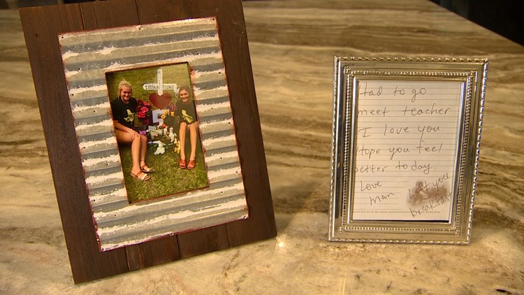Tisdale photo and letter