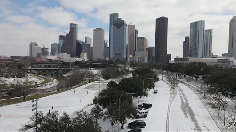 Death toll from Texas winter storm rises to 210 statewide
