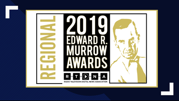 KAGS honored with back-to-back regional Edward R. Murrow Awards in Social Media