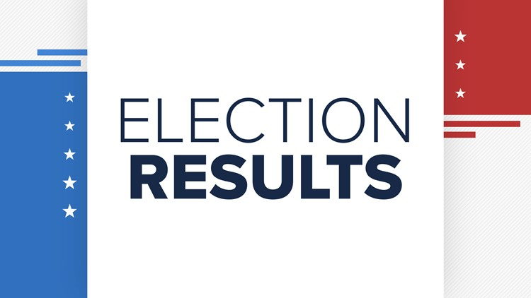 2020 Texas Election Results