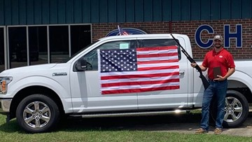 Dealership gives Bible, gun, American flag to everyone who buys a car