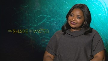 Octavia Spencer talks playing opposite Sally Hawkins in 'The Shape of Water'