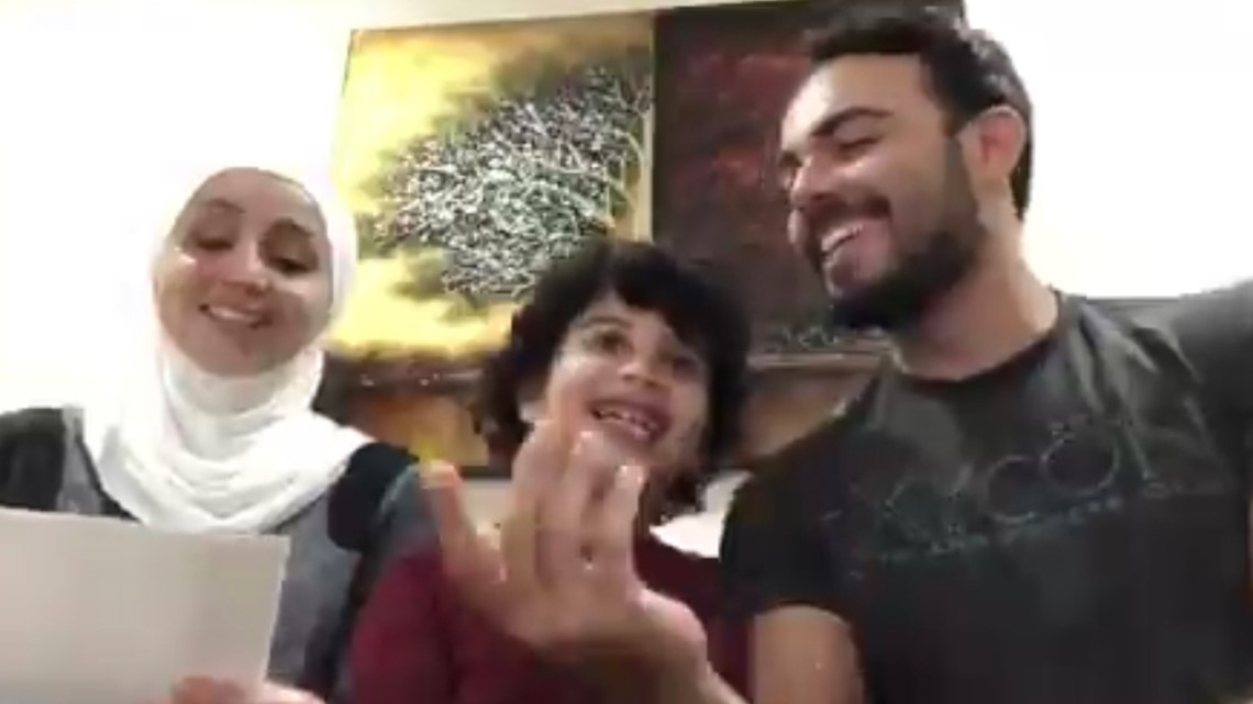 Son surprises mom with his Texas A&M medical school acceptance in joyfully sweet viral video