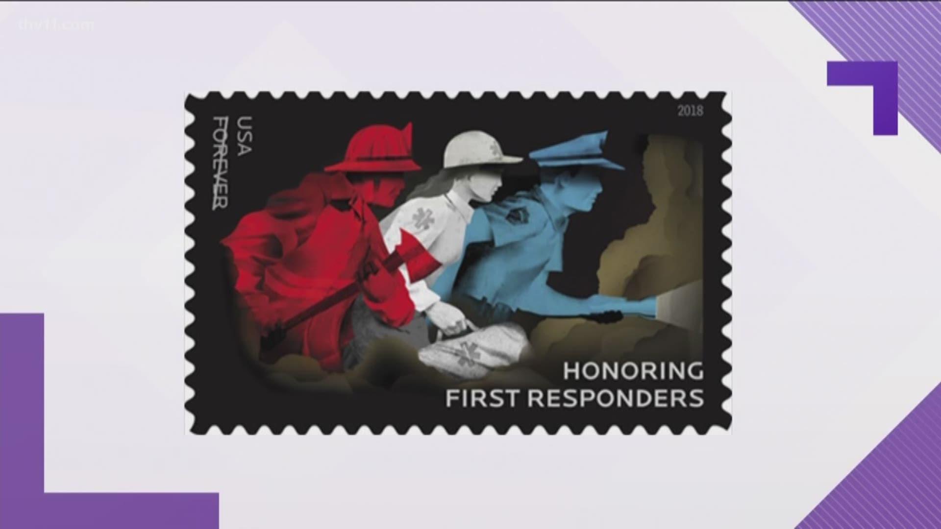 U S Postal Service Releases New Forever Stamp Kagstv Com