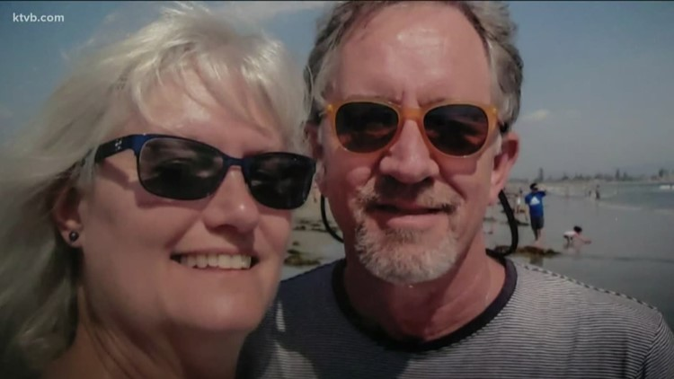 'I was still madly in love with this woman:' Boise man shares story of vulnerability, 35-year connection