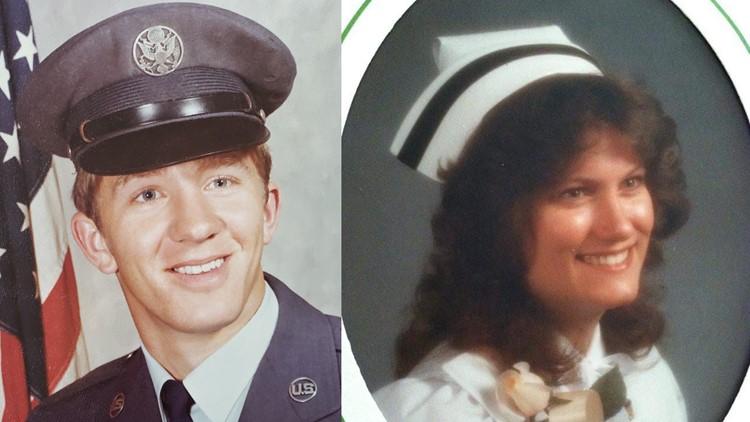 Charles Hoffman and Valerie Jones