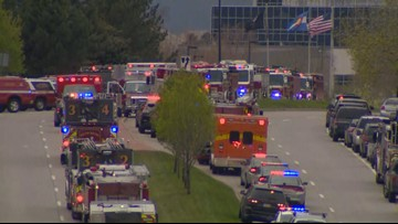 1 student killed, 8 others injured when classmates open fire at STEM School Highlands Ranch