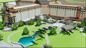New renderings: Take a look at America's largest indoor water park opening in Round Rock