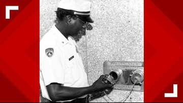 Retired Austin firefighter shares journey to become Texas' first black fire inspector