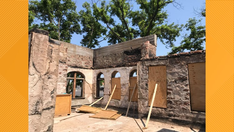 Texas allocates $6 million to rebuild historic Mason County Courthouse destroyed by fire