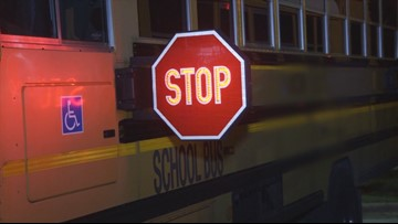 Texas bus laws: When you can and can't pass a school bus