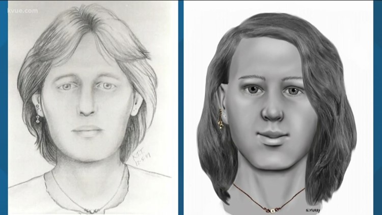 Williamson County Sheriff's Office releases new sketch of 'Corona Girl'