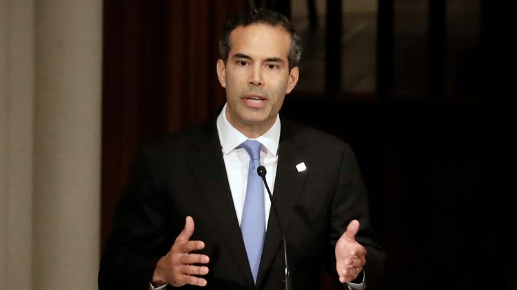 Texas Land Commissioner George P. Bush 'seriously considering' run for attorney general, lays out case against Ken Paxton
