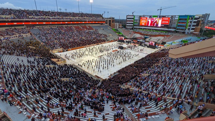 UT Austin students plan commencement walkout over 'Eyes of Texas' song