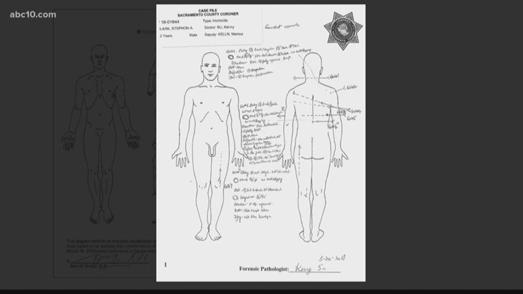 Autopsy shows police shot Stephon Clark 7 times