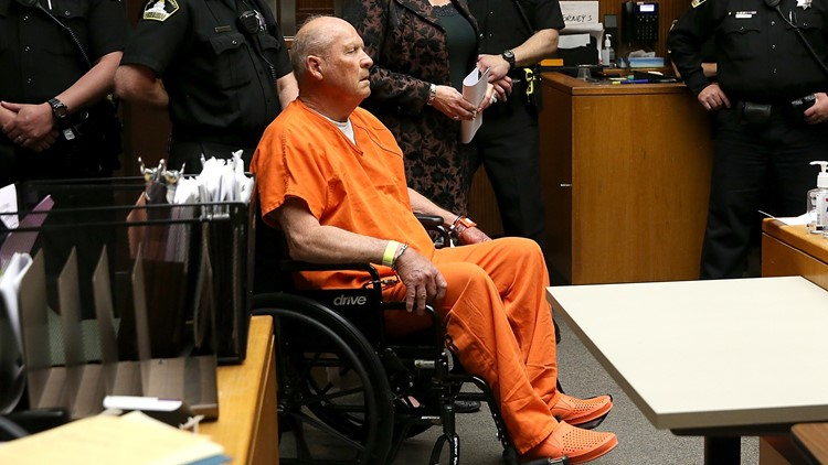 Judge delays arguments on accused Golden State Killer's records