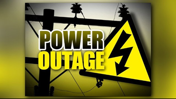 Entergy investigating, repairing power outage for 800 customers