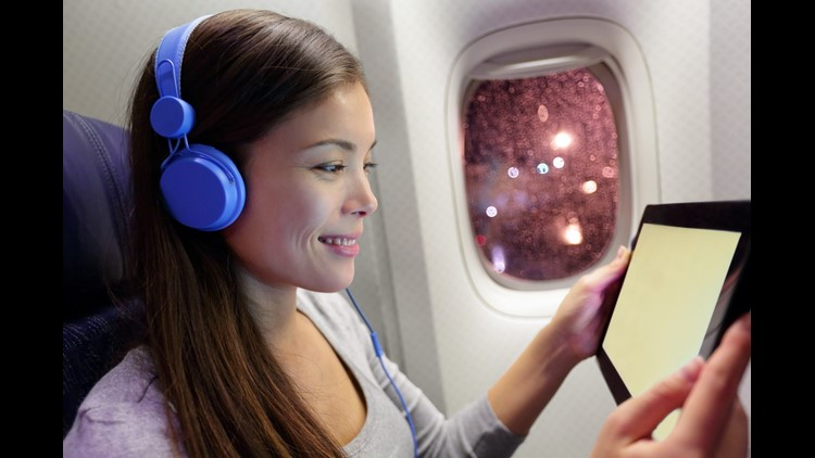 My routine consists of headphones and a Kindle. (Photo By Maridav/Shutterstock.com)
